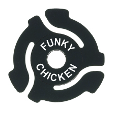 Funky Chicken 45 RPM adapter